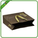 Bolsa de papel de lujo impresa aduana personalizada del regalo
