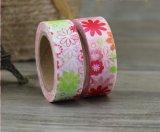 日本の習慣は絵画テープ保護テープのWashiの紙テープ卸売を印刷した
