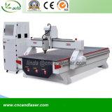 3 Mittellinie CNC, der Fräser CNC-Machine/1325 mit Vakuumaufnahme prägt