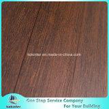 Het super Goedkoopste Bundel Geweven Bamboe die van de Kwaliteit BinnenGebruik in Donkere Bruine Kleur vloeren
