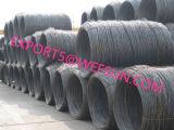 Niedriges SAE1020/Q195 Stahlwalzdraht des Preis-