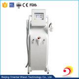 (CE) de la máquina 3 Hanldes E-Light Laser IPL RF multifunción Salon de Belleza