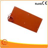 Calefator impermeável industrial elétrico da borracha de silicone dos cobertores de aquecimento