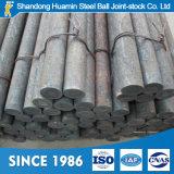 barras de aço de moedura da dureza de alta elasticidade e elevada de 120mm para o cimento