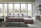 Sofa de tissu de modèle simple, sofa sectionnel moderne (169A)