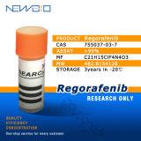 Puder Regorafenib (CAS des hoher Reinheitsgrad-Hemmnis-API: 755037-03-7)