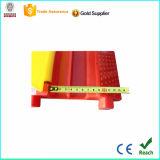 Protector amarillo y del rojo durable 2 de los canales del cable