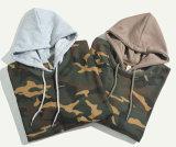Algodón con estilo Hoodies de Camo de los hombres de la venta caliente