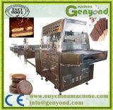 Шоколад горячего сбывания автоматический Enrobing машина