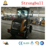 Cargador de la rueda de China Zl12 con el Ce aprobado