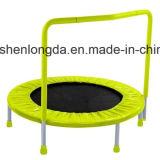 Rebounder/Trampoline пригодности диаметра 5 складные 40-Inch с регулируемой штангой стабилности