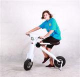 とElectric Scooter王の方法Foldableスクーターの電気2つの車輪の手段の電気バイク