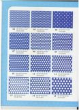 Anodisierte Aluminium-/perforierte Aluminiumblätter