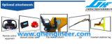 기계 배 갑판 기중기를 게양하는 전기 유압 망원경 붐