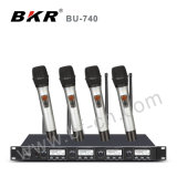 Système de conférence sans fil de la fréquence Bu-740 infrarouge