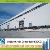 África utilizó el almacén estructural de acero Jdcc1007 del edificio