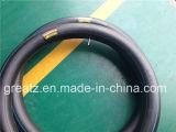 Tube butylique d'appareils-photo de pneu et de tube de moto d'étoile de Duro (3.00-18)