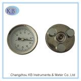 Thermometer voor St. St. van het Gebruik van de Ijskast Geval met Magneet Drie