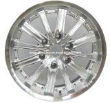 Alta calidad Alloy Car Wheel /Aluminum Car Wheel y Car Rim con Bis Gmc Certificates de la EET de DOT Sfi Via TUV