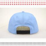 عادة لون قرنفل [سنببك] قبّعة مع [3د] تطريز