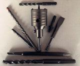Bit vuoti di perforatrice con il trivello pilota di alta qualità di dovere