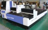 Cortadora del laser de la fibra del acero suave del CNC de la alta calidad para el laser de la masa Production//Highquality
