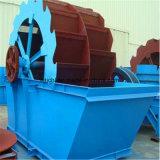 Rondella di lavaggio della sabbia della benna della rotella di capacità elevata