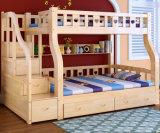 단단한 나무로 되는 침대 룸 2단 침대 아이들 2단 침대 (M-X2206)