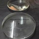Bk7/Fusedの無水ケイ酸の光学レンズの大きいレンズ