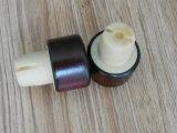 Aluminiumschutzkappen-synthetischer Korken-Wein-Flaschen-Stopper