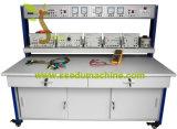 Equipamento de ensino do transformador do instrutor do transformador equipamento de treinamento industrial