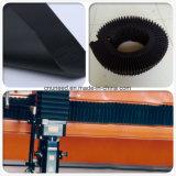0.4mm 기계 덮개를 위한 까만 PVC 입히는 방수포 직물