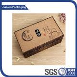 Kundenspezifischer Hersteller-Geschenk-Papierverpackenkasten