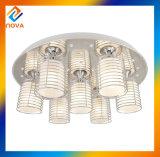Lámpara popular del techo del LED/lámpara cristalina de la lámpara