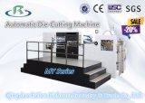 Machine se plissante de découpage de lit plat automatique (MES séries)