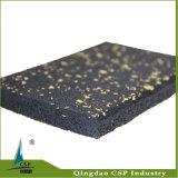 De rubber Mat van de Vloer van de Sporten van het Badminton Rubber