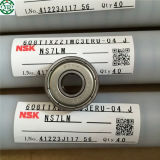 SKF Zv3p5 en el rodamiento de bolitas del tubo Japón NSK 608zz 624zz 625zz 688zz