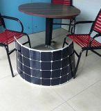 Modulo 100W 150W 200W del comitato solare semi flessibile in pieno certificato dell'OEM/comitato solare di Sunpower per il sistema di energia solare