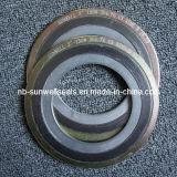 ASMEの螺線形の傷のガスケット(SUNWELL SWG)