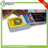 4 карточки контроля допуска RFID офсетной печати FM11RF08 цвета