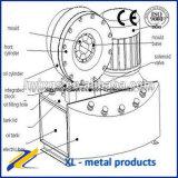 Сбывание фабрики машины шланга Finn-Силы качества гофрируя