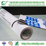 Film protecteur de PE/Pet/BOPP/PVC pour l'alliage d'aluminium/matériau en acier en plastique
