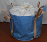 Premier sac de tonne de la jupe pp de remplissage