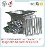 Тип магнитный сепаратор Решетк-Ящика для частицы и Powder-4