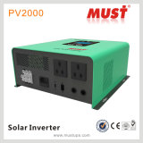 Qualität 500va-2000va weg von Grid Hybrid Solar Inverter mit PWM Solar Controler Build Inside
