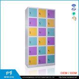Kabinetten Van uitstekende kwaliteit van het Metaal van de Deur van Mingxiu van Luoyang de 18 Uitstekende/Industriële Kast