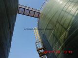 Embarcação de FRP disponível com muitos caraterísticas opcionais e acessórios