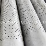 16inch Pijpen van de Filter van het roestvrij staal 316L de Geperforeerde