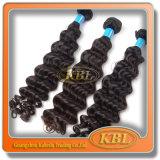 Волосы PT 3 девственницы ранга 5A бразильские, волосы бразильянина 7PC