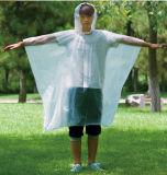 Один PE размера пользы времени износ дождя свободно пластичный